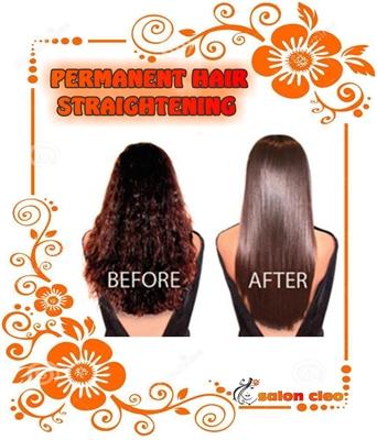 Permanent hair straigtening treatments products services phoenix durban - Hair straightening salon treatments ...